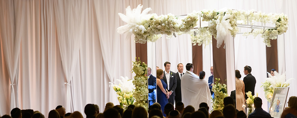 customizing your chuppah jewish wedding in los cabos
