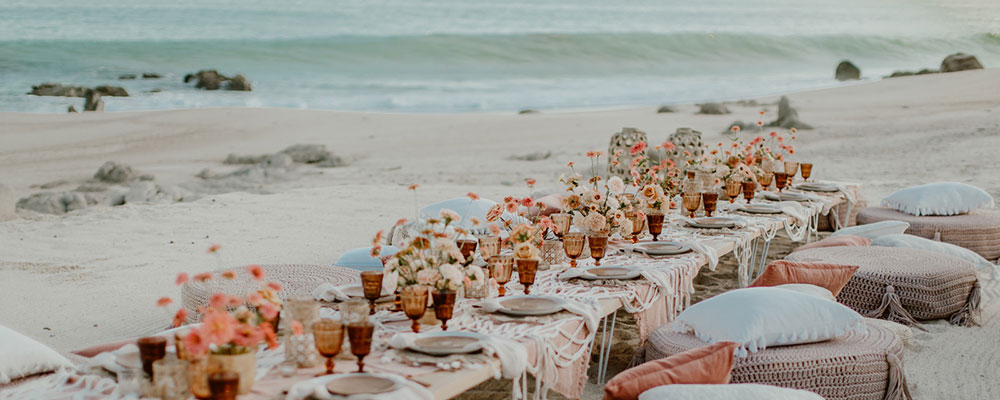 best beach wedding venues in mexico | velas resorts