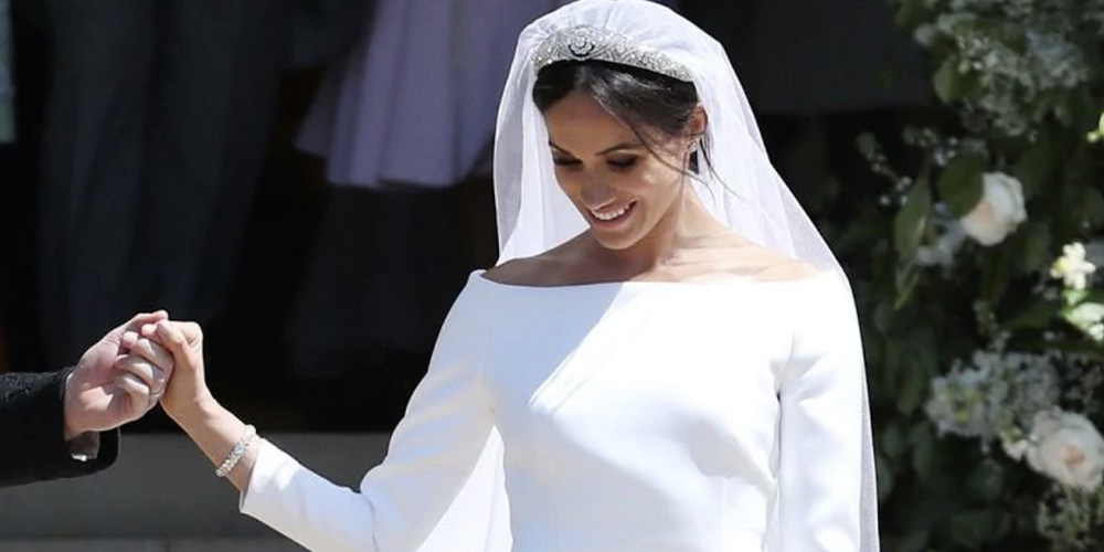 Meghan Markle | Tendencias en vestidos de novia 2019 | Velas Weddings