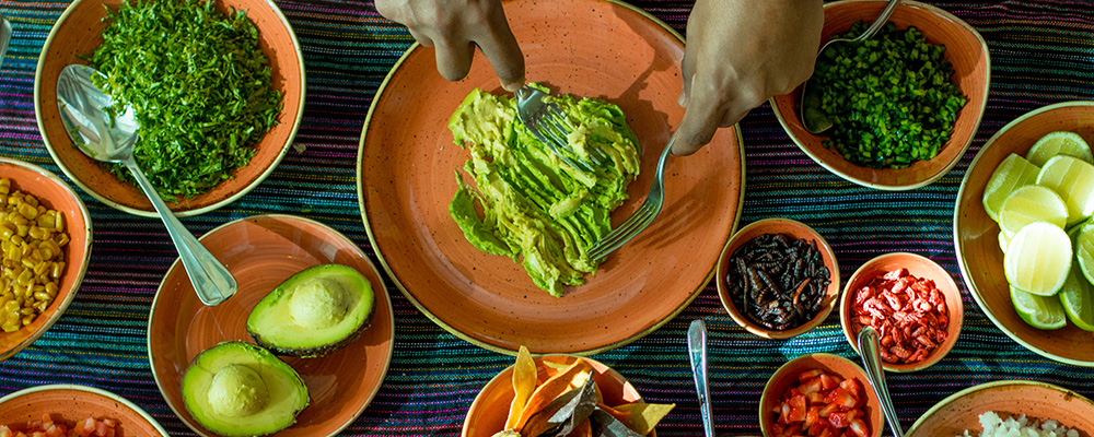 grand velas in cancun gourmet mexican food