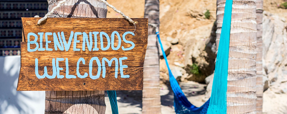 welcome to your los cabos honeymoon