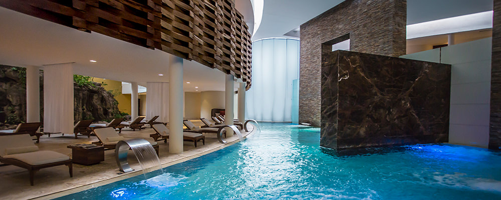 best spa for honeymoon in cancun - grand velas riviera maya