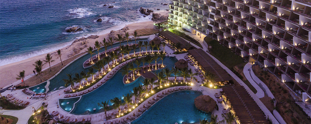 luxury resorts in los cabos for the best honeymoon in mexico